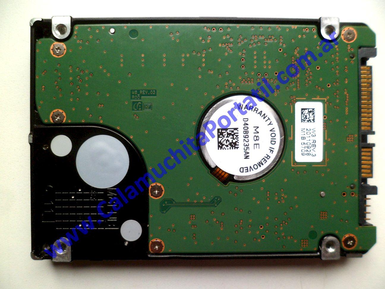 0428HDA Disco Rígido Positivo BGH Z103 / Z100