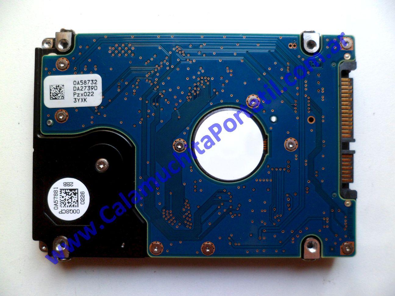 0436HDA Disco Rígido Lenovo G450 / 2949
