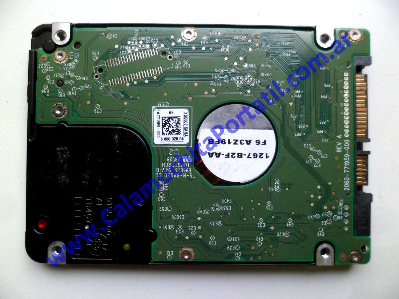 0440HDA Disco Rígido Toshiba C855D-S5110 / PSCBUU-0002006