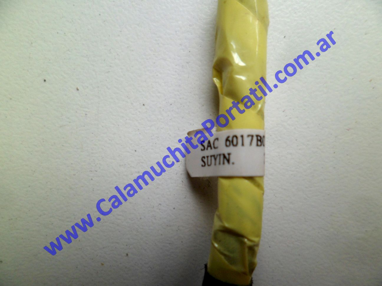 0444JVI Conector Video Toshiba Satellite L300D-01Q / PSLC0C-01Q08C
