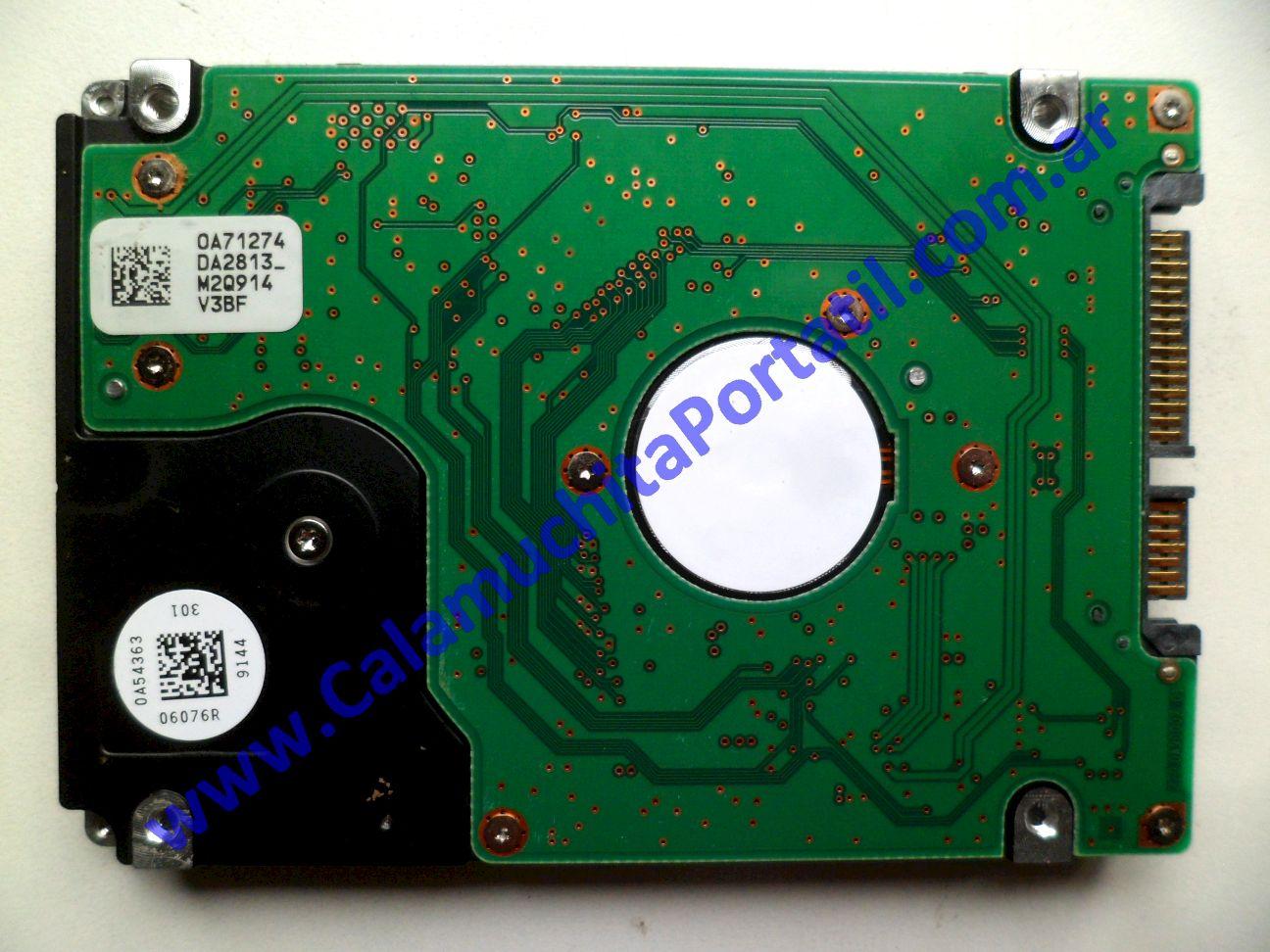 0455HDA Disco Rígido Hewlett Packard Mini 2140 / KS157UT#ABA