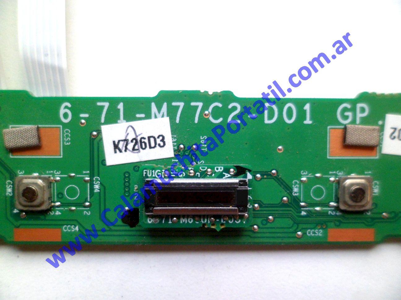 0467PFP Placa FingerPrint Banghó B76X0CUH