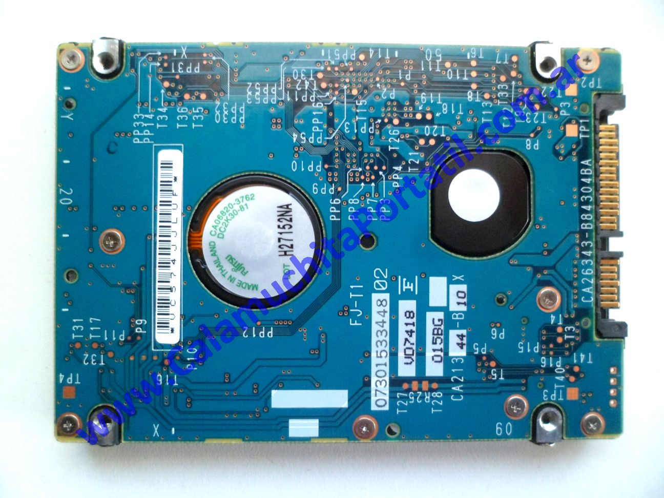 0482HDB Disco Rígido Hewlett Packard Pavilion dv9500 / GA341UA#ABA