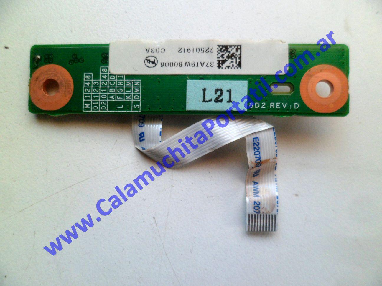 0482XIW Interruptor Wifi Hewlett Packard Pavilion dv9500 / GA341UA#ABA