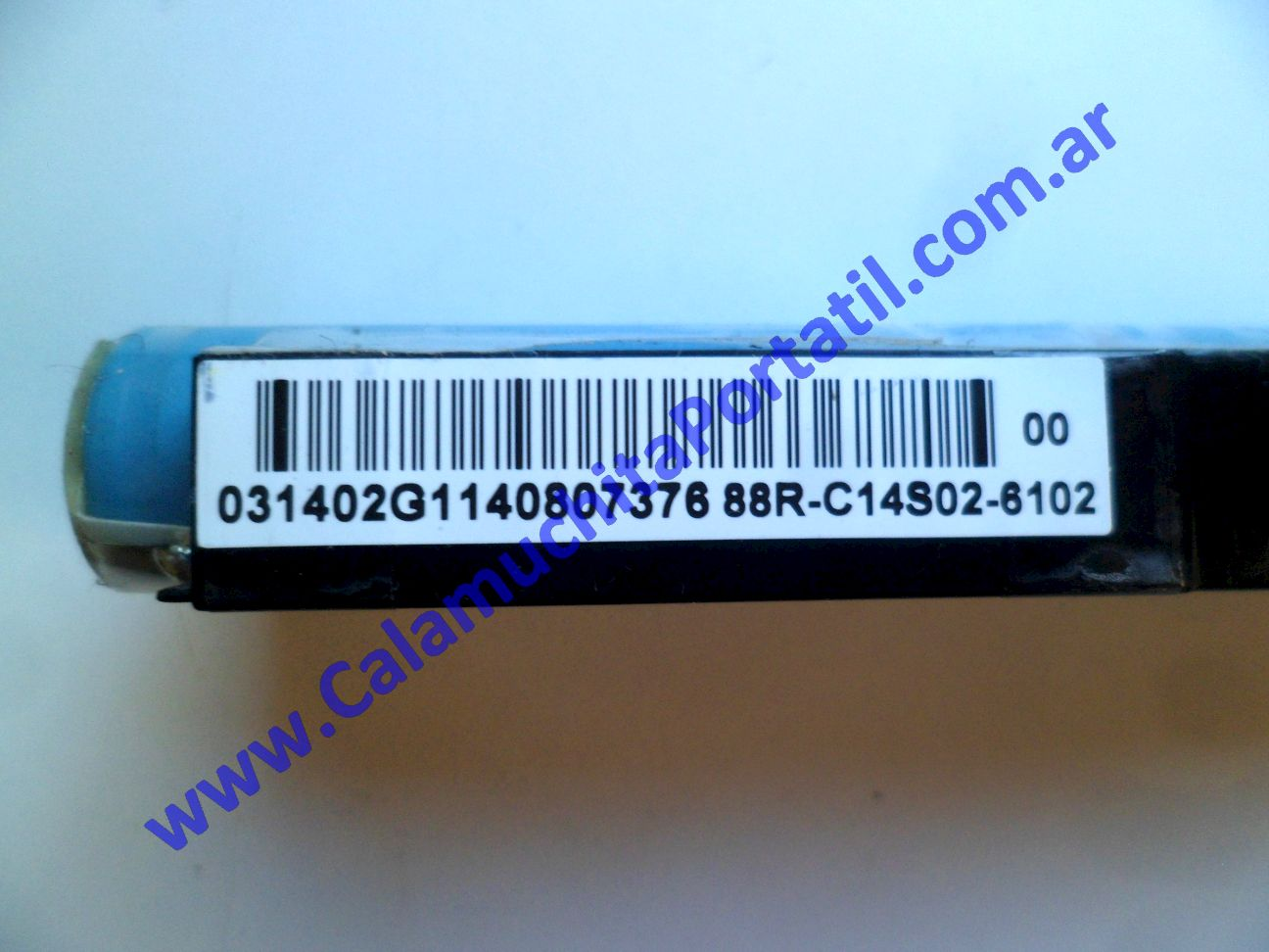 0483BAA Batería Positivo BGH C-500 / C 570 3D / C-8197