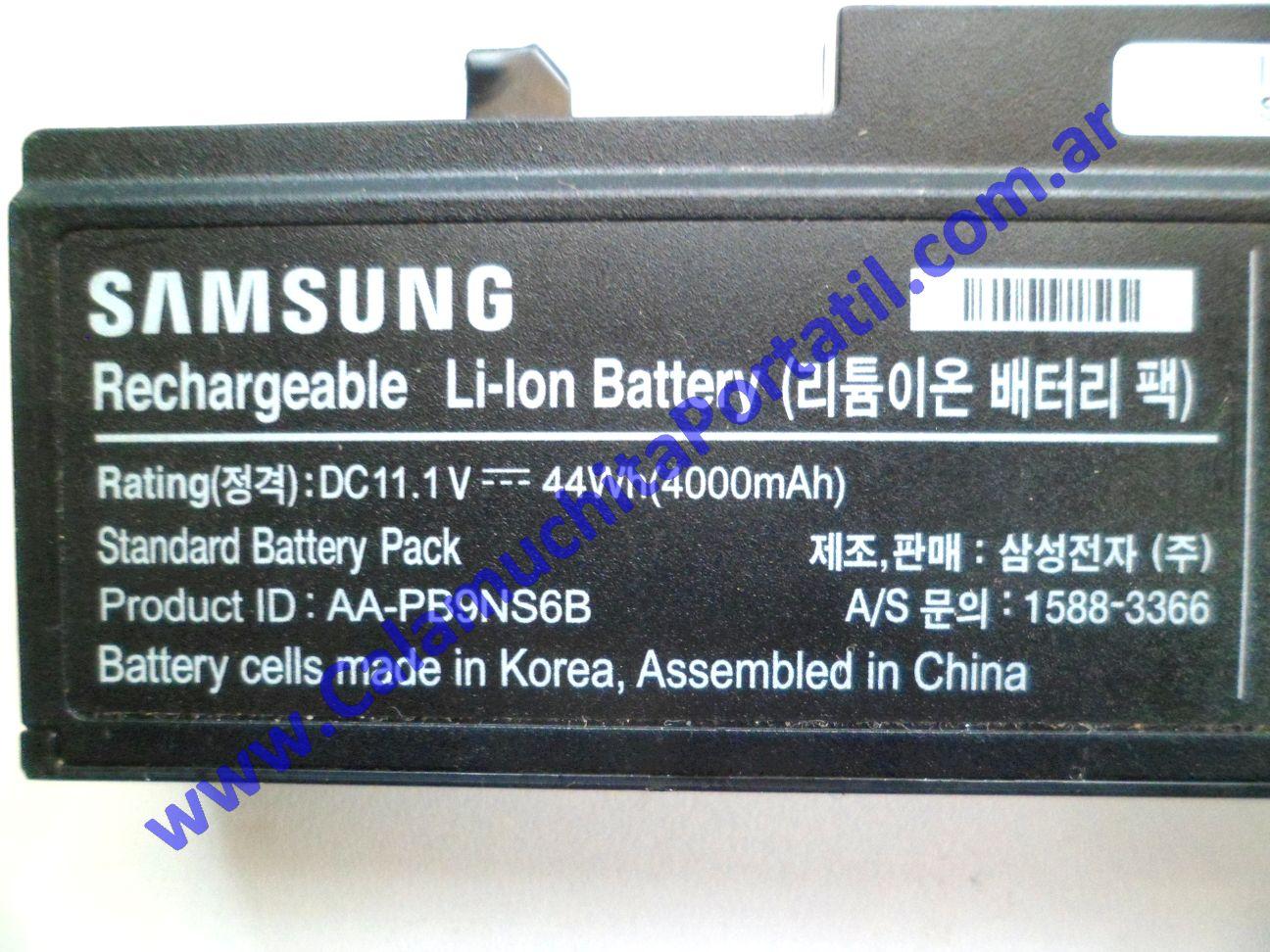 0484BAA Batería Samsung R430 / NP-R430-JA04AR
