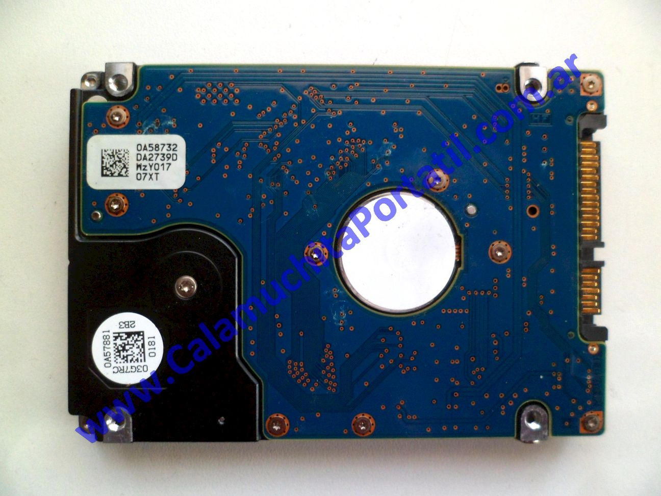 0484HDA Disco Rígido Samsung R430 / NP-R430-JA04AR