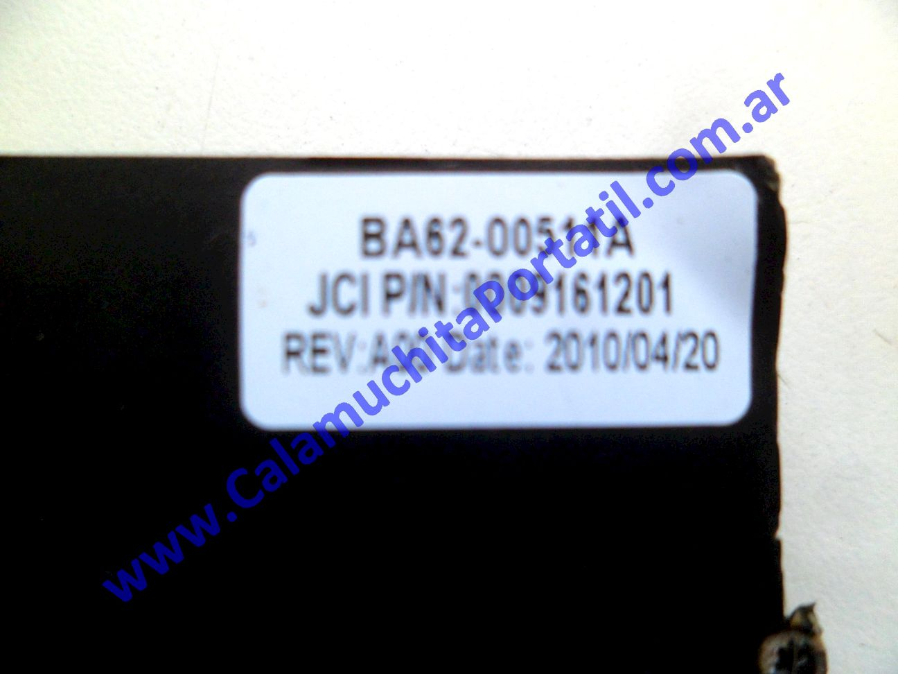 0484VDA Cooler C/Disipador Samsung R430 / NP-R430-JA04AR