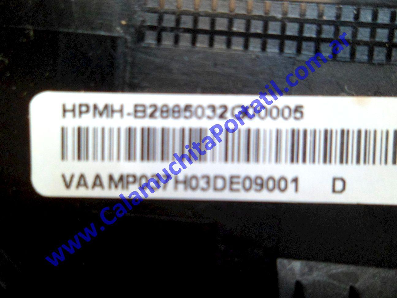 0486CAB Carcasa Marco Hewlett Packard Mini 110-3120LA / XR142LA#AC8