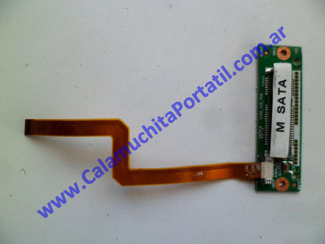 0487JVA Conector Varios Exo X300V i5-3317U
