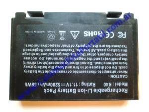 0488BAA Batería Asus K501