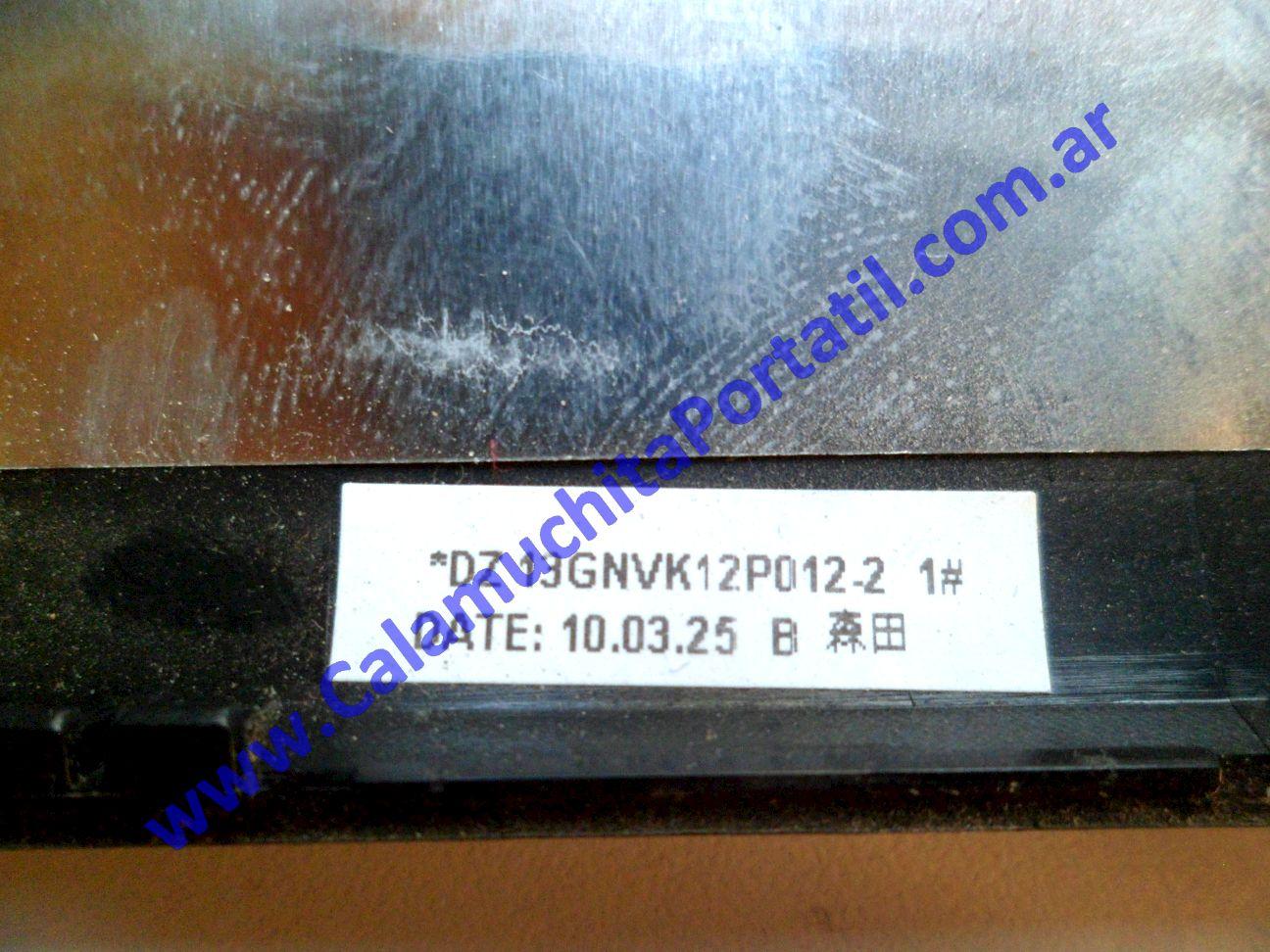 0488CAA Carcasa Tapa Asus K501