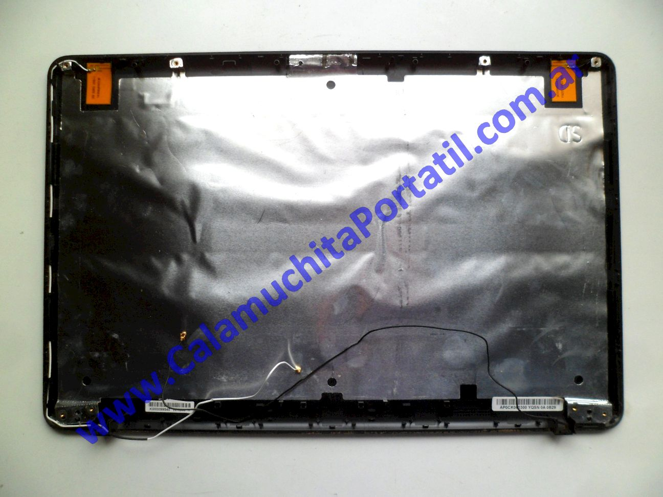 0490CAA Carcasa Tapa Toshiba Satellite L675D-S7106 / PSK3JU-08602PB