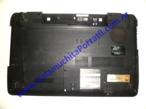 0490CAD Carcasa Base Toshiba Satellite L675D-S7106 / PSK3JU-08602PB