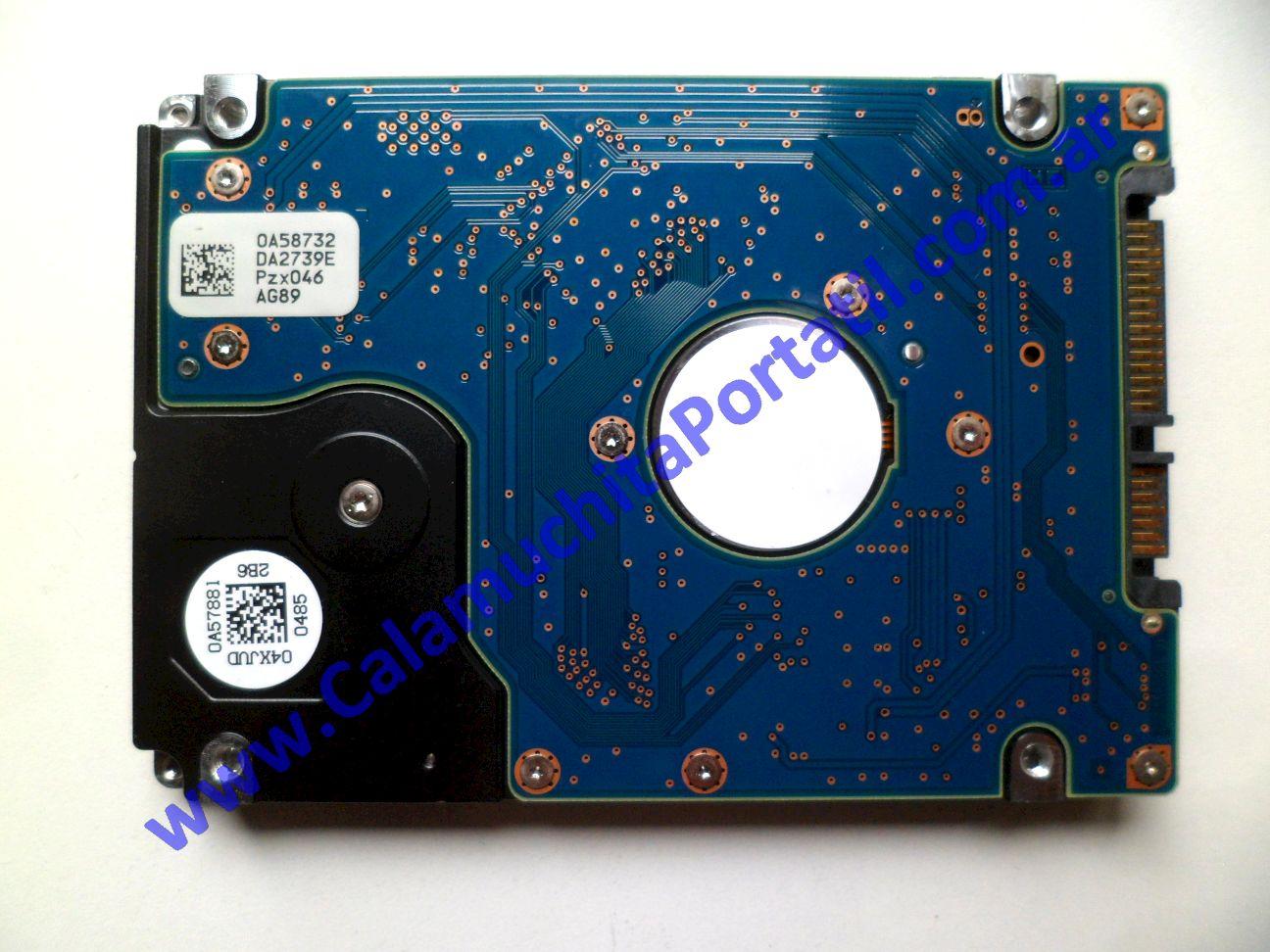 0490HDA Disco Rígido Toshiba Satellite L675D-S7106 / PSK3JU-08602PB
