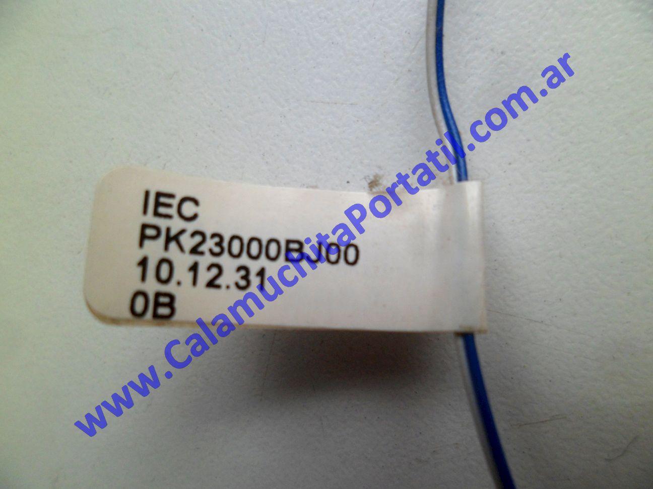0490SPA Parlantes Toshiba Satellite L675D-S7106 / PSK3JU-08602PB