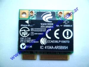 0491PWI Placa Wifi Hewlett Packard G62-407DX / XZ267UA#ABA