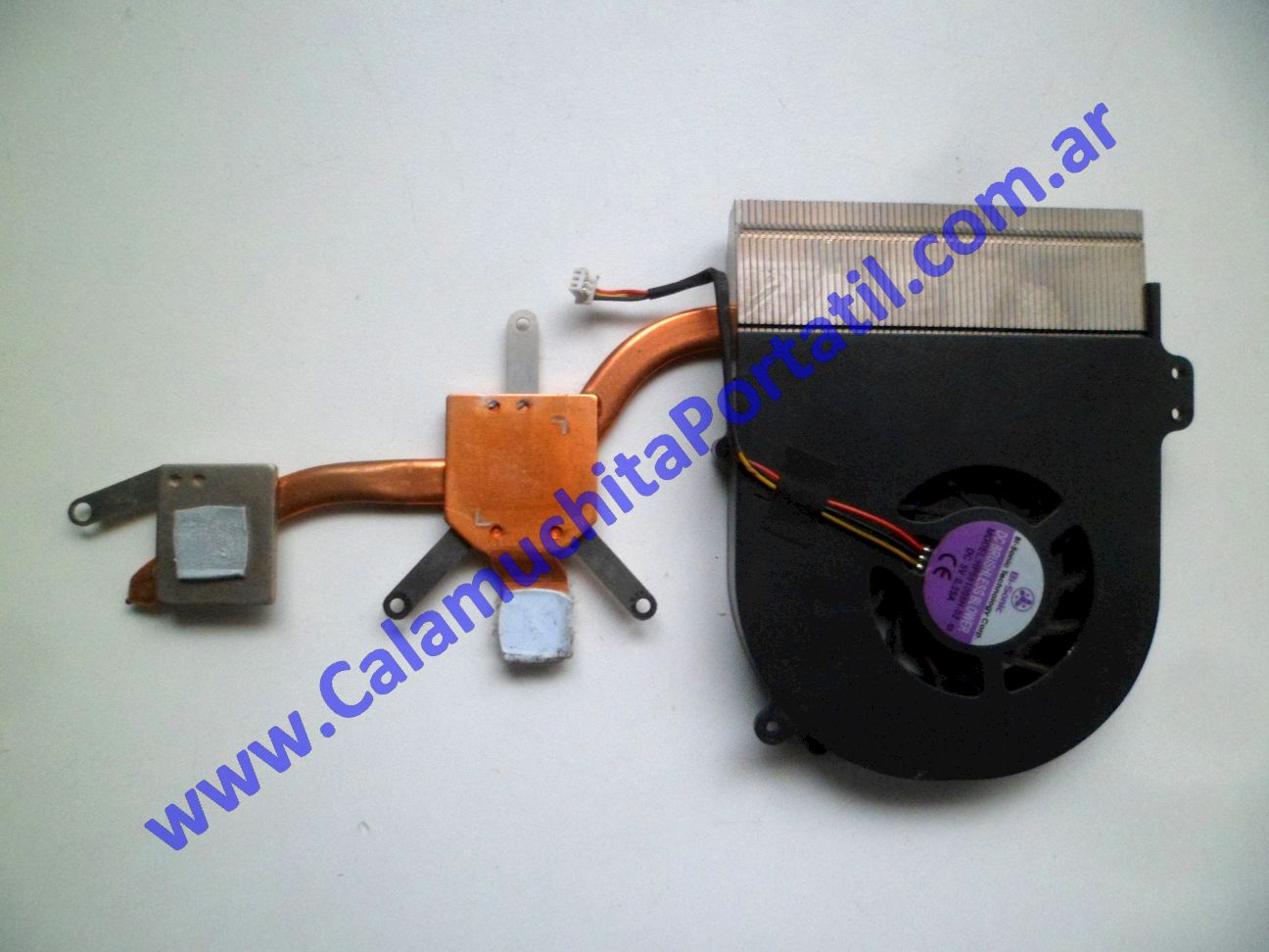 0492VDA Cooler C/Disipador Admiral FA430