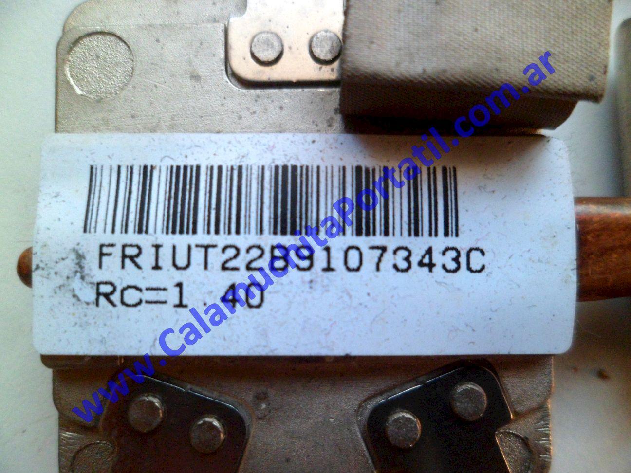 0494VDA Cooler C/Disipador Hewlett Packard Pavillion dv7-3063cl / VM243UA#ABA