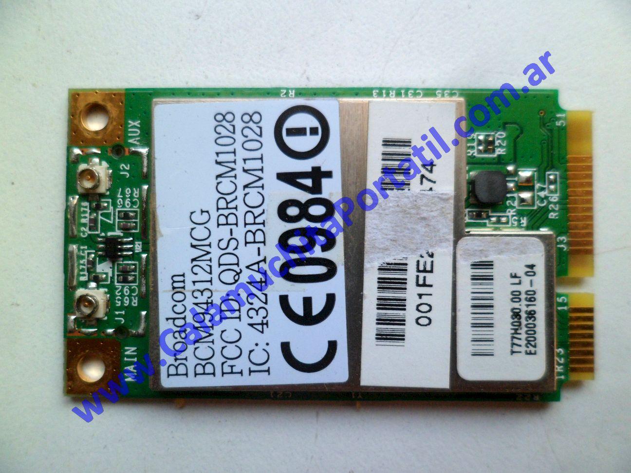 0495PWI Placa Wifi Acer Extensa 4620-4092 / MS2204