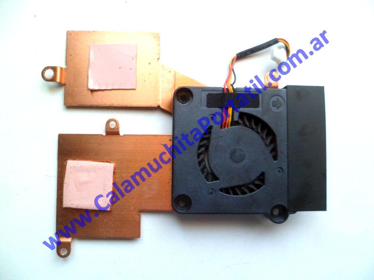 0496VDA Cooler C/Disipador Asus EEE PC 1005HA