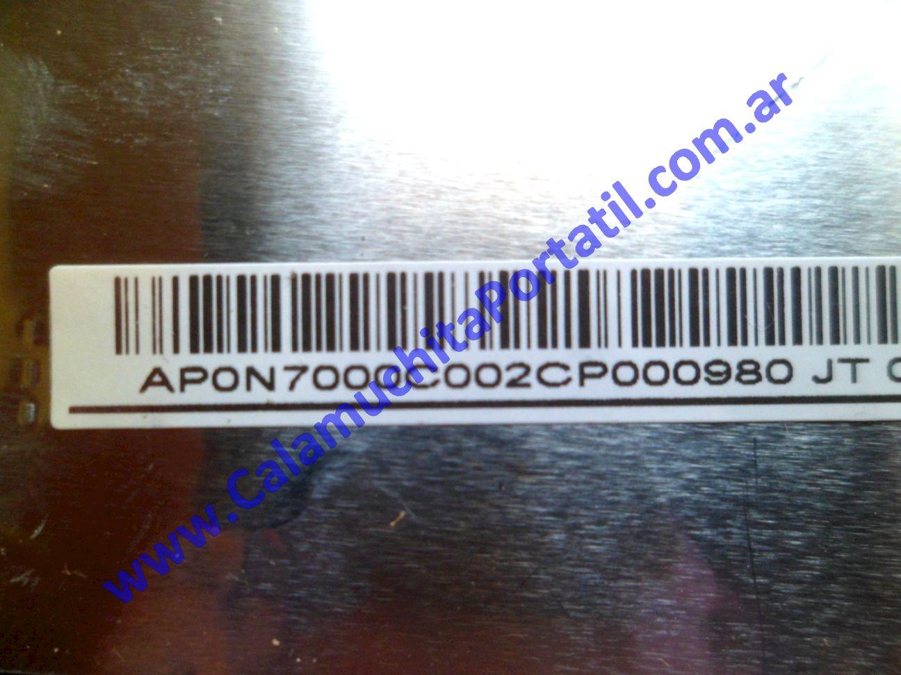0497CAA Carcasa Tapa Acer Aspire V3-551-8469
