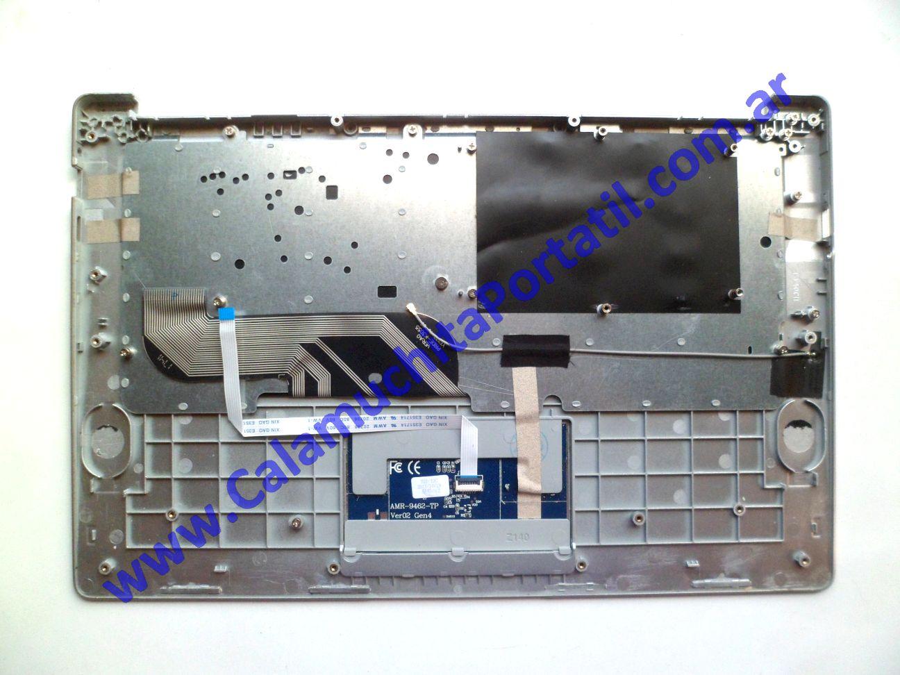 0498CAC Carcasa Teclado Exo Smart E13
