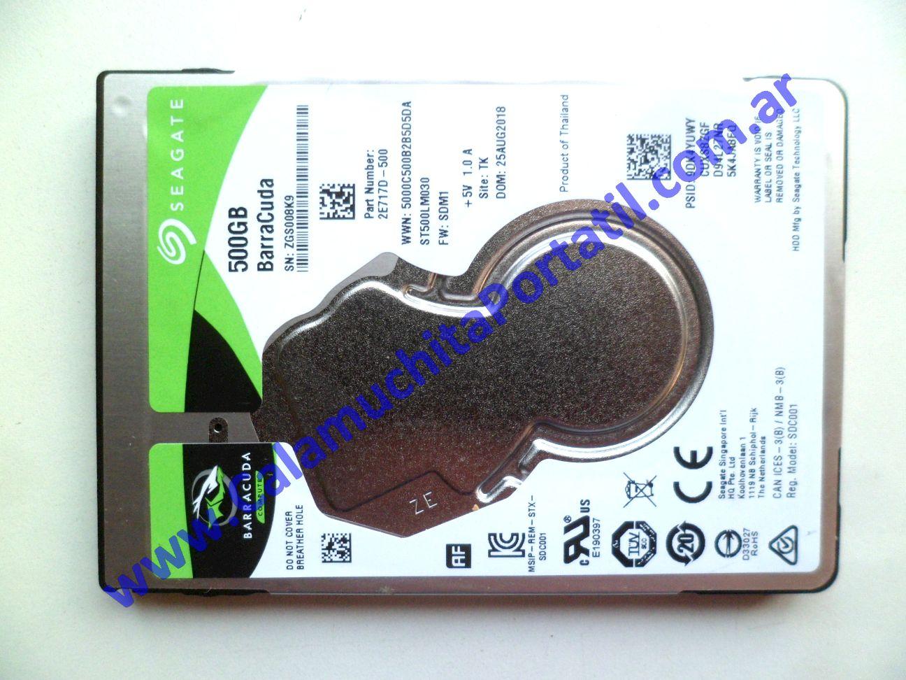 0498HDA Disco Rígido Exo Smart E13