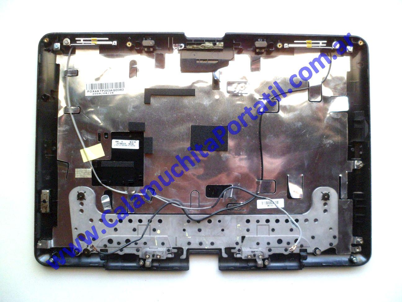 0499CAA Carcasa Tapa Hewlett Packard TouchSmart tx2-1380la / VS607LA#AC8