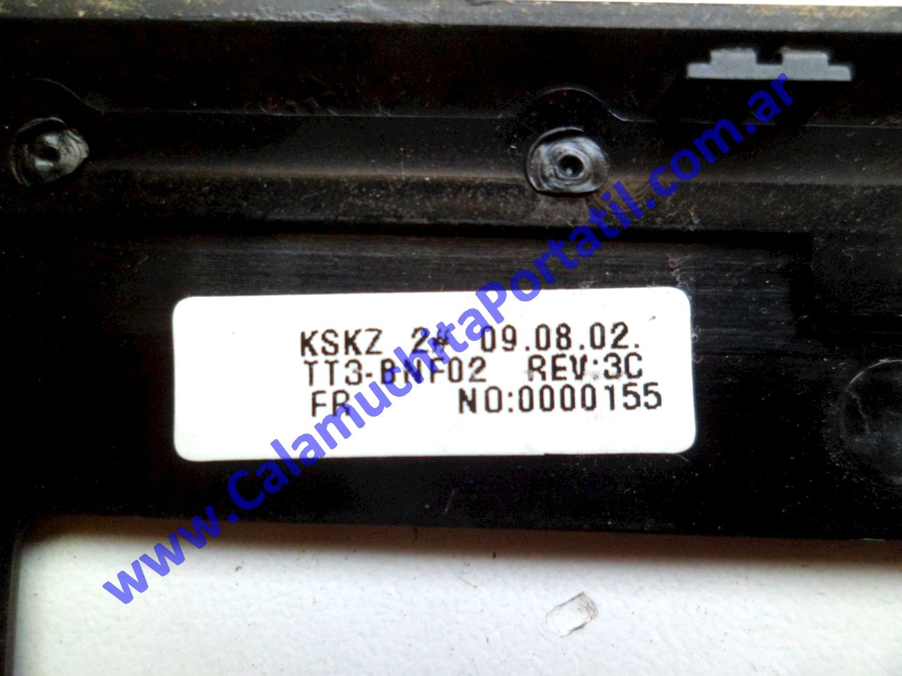 0499CAB Carcasa Marco Hewlett Packard TouchSmart tx2-1380la / VS607LA#AC8