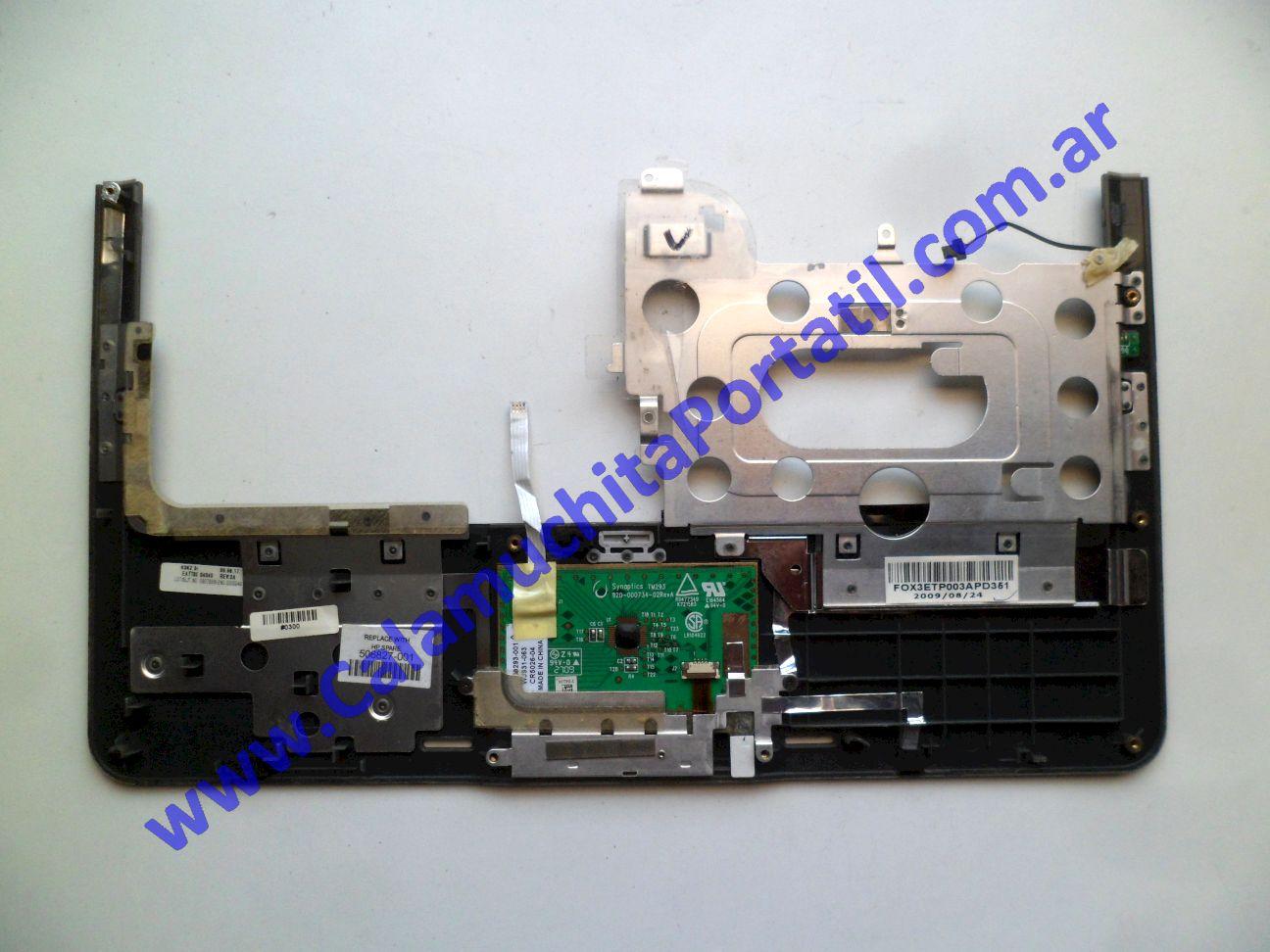 0499CAC Carcasa Teclado Hewlett Packard TouchSmart tx2-1380la / VS607LA#AC8