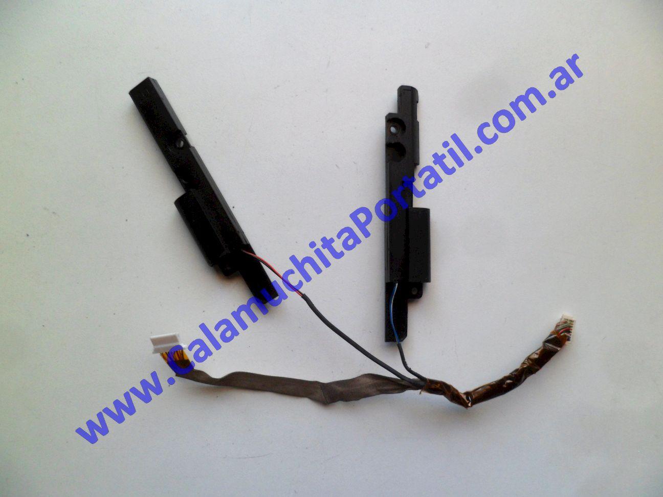 0499SPA Parlantes Hewlett Packard TouchSmart tx2-1380la / VS607LA#AC8