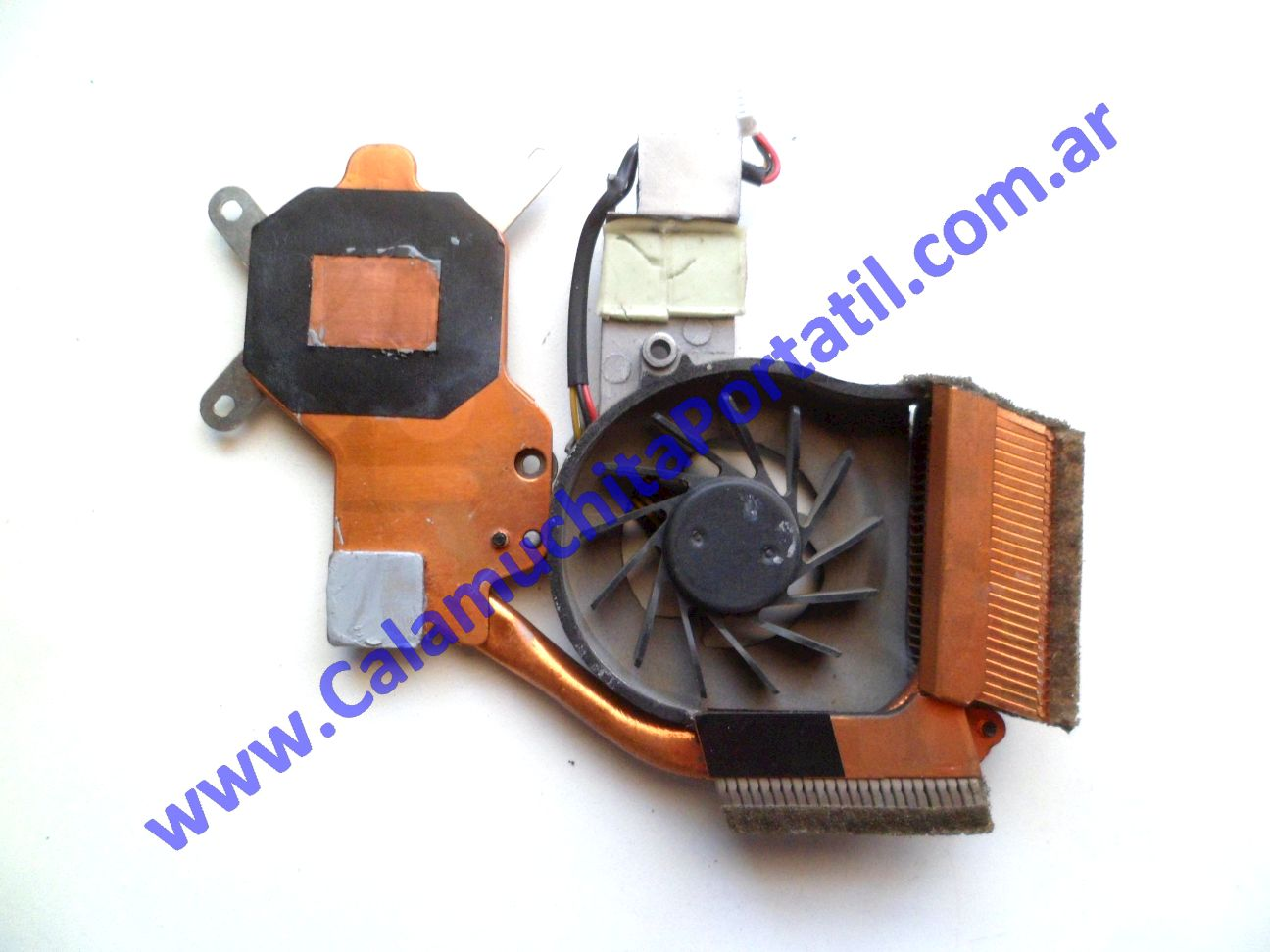 0499VDA Cooler C/Disipador Hewlett Packard TouchSmart tx2-1380la / VS607LA#AC8