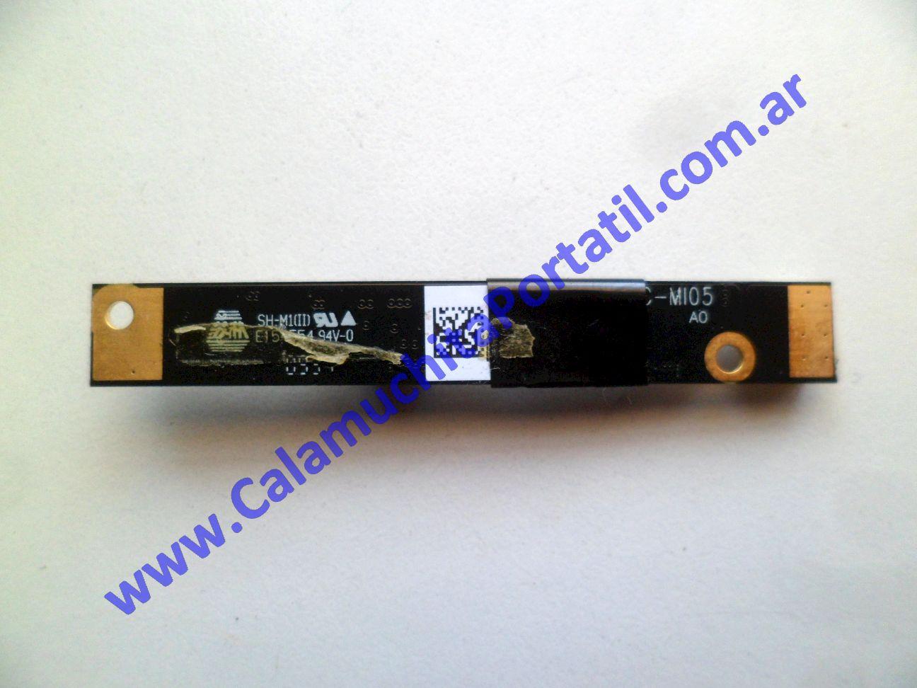 0499WEB Webcam Hewlett Packard TouchSmart tx2-1380la / VS607LA#AC8