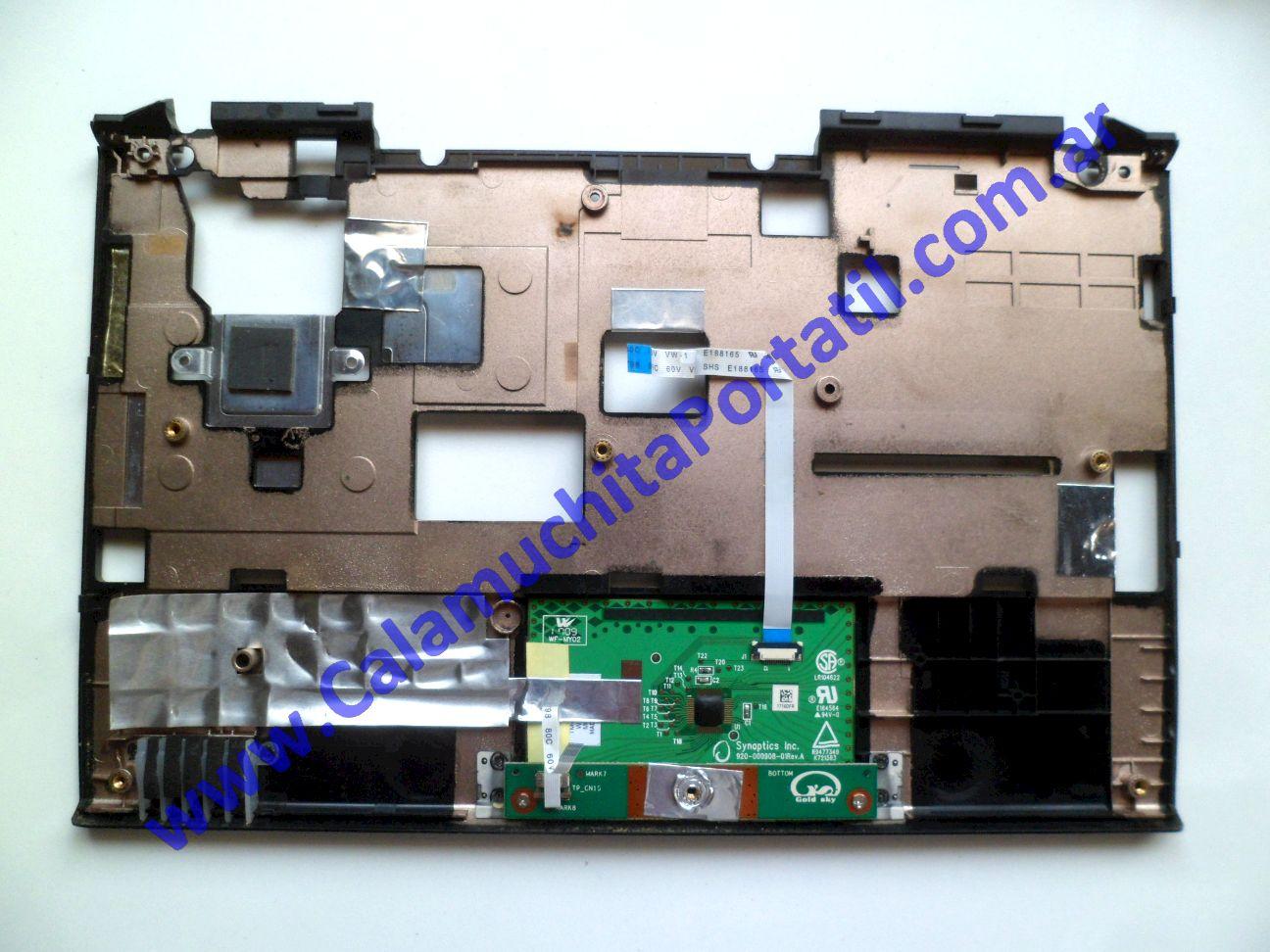 0500CAC Carcasa Teclado CX 3G Ready