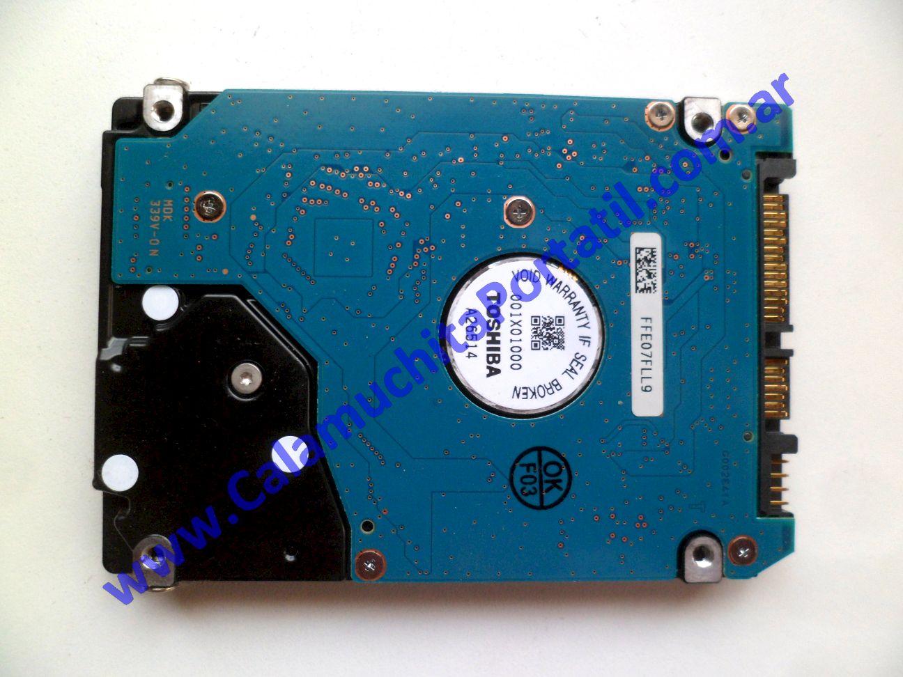 0500HDA Disco Rígido CX 3G Ready