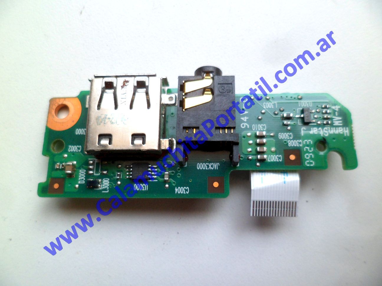 0502PUS Placa USB Hewlett Packard Mini 110-1000 / VA715UA#ABA