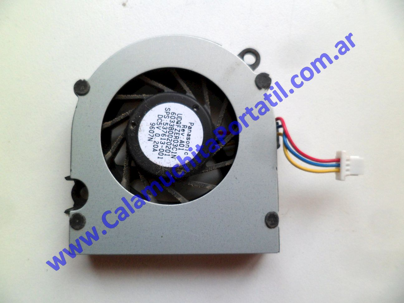 0502VEA Cooler Hewlett Packard Mini 110-1000 / VA715UA#ABA