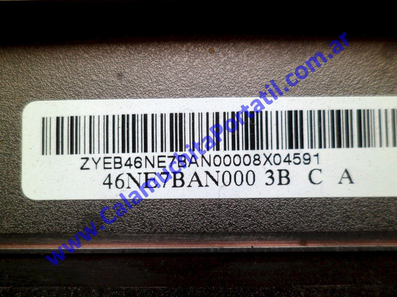 0503CAD Carcasa Base Sony Vaio VPCEE43EL / PCG-61611U