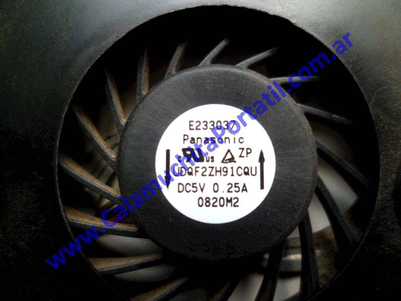0503VDA Cooler C/Disipador Sony Vaio VPCEE43EL / PCG-61611U