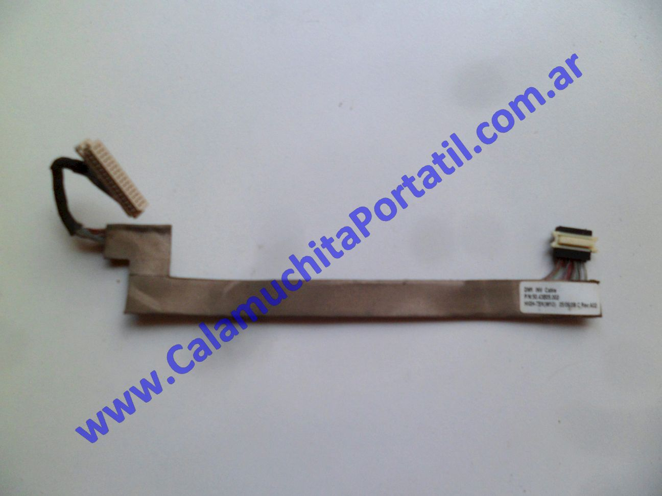 0504FIN Flex Inverter Dell Inspiron 700m / PP07S