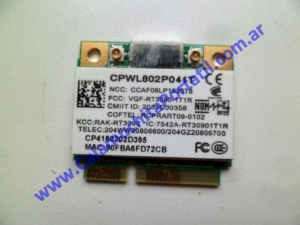 0506PWI Placa Wifi Sony Vaio VPCM120AL / PCG-21311u