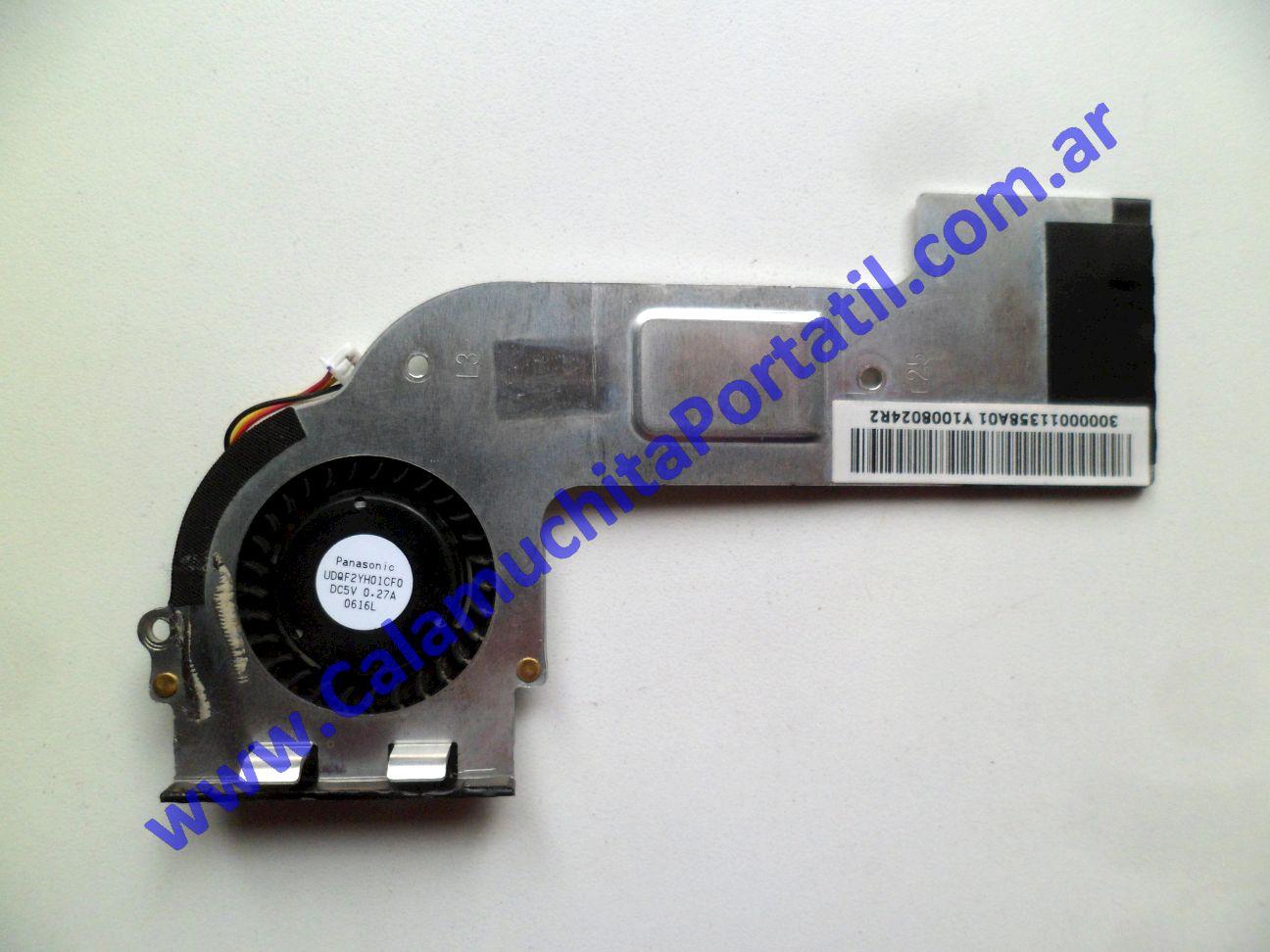 0506VDA Cooler C/Disipador Sony Vaio VPCM120AL / PCG-21311u