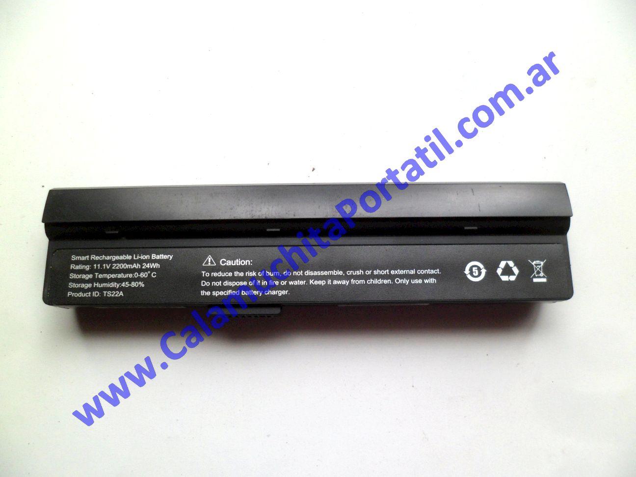 0507BAA Batería Banghó B-X0X1