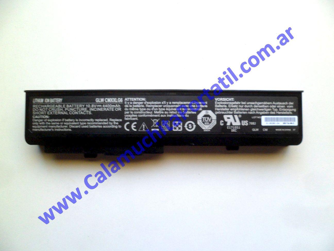 0508BAA Batería Commodore KE-8353-MB