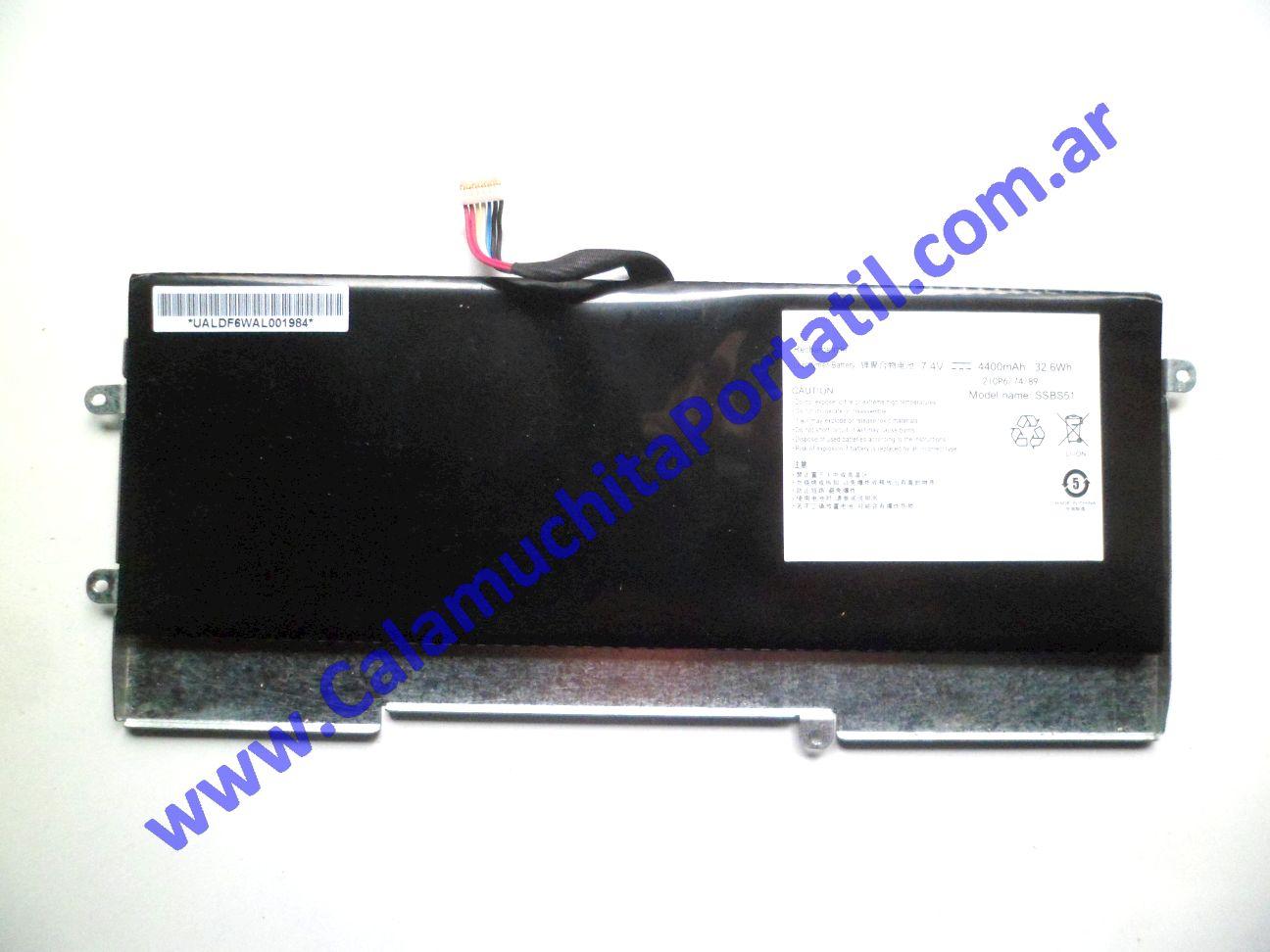 0509BAA Batería Noblex N15W1
