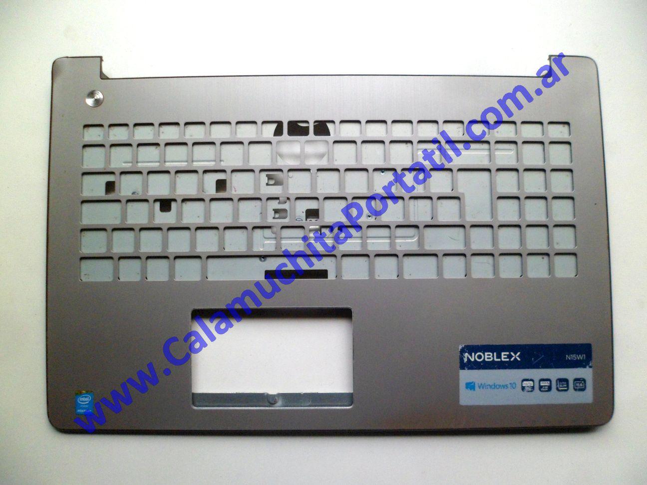 0509CAC Carcasa Teclado Noblex N15W1