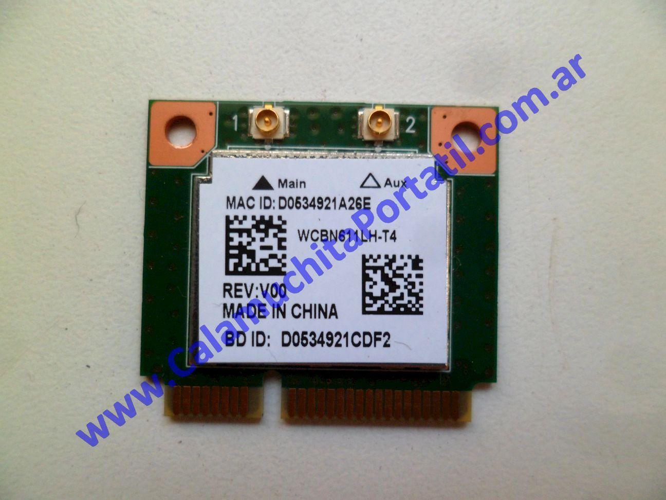 0510PWI Placa Wifi Noblex NB1101
