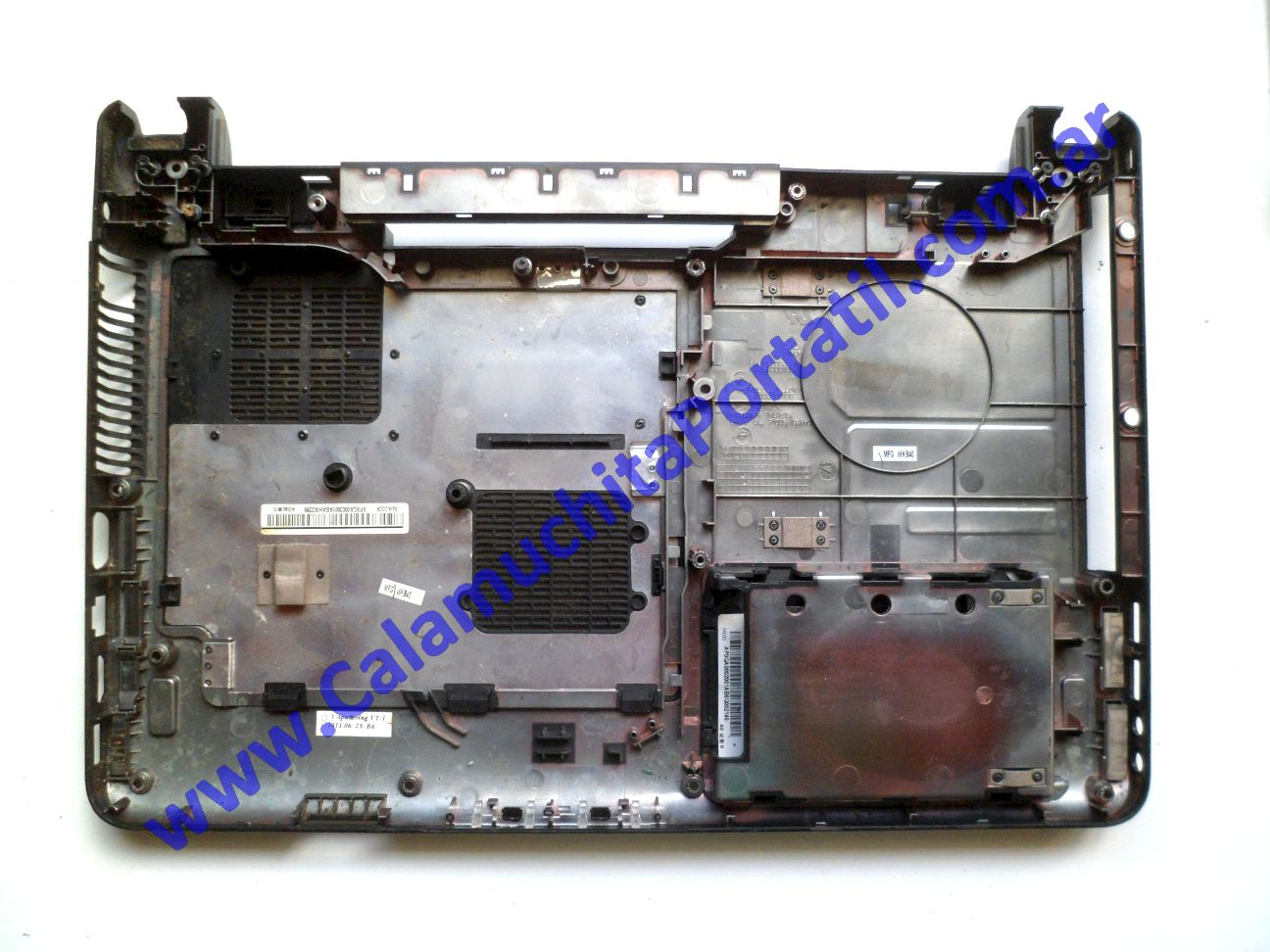 0511CAD Carcasa Base KenBrown PCW20