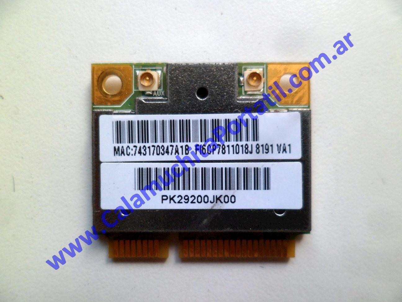 0511PWI Placa Wifi KenBrown PCW20